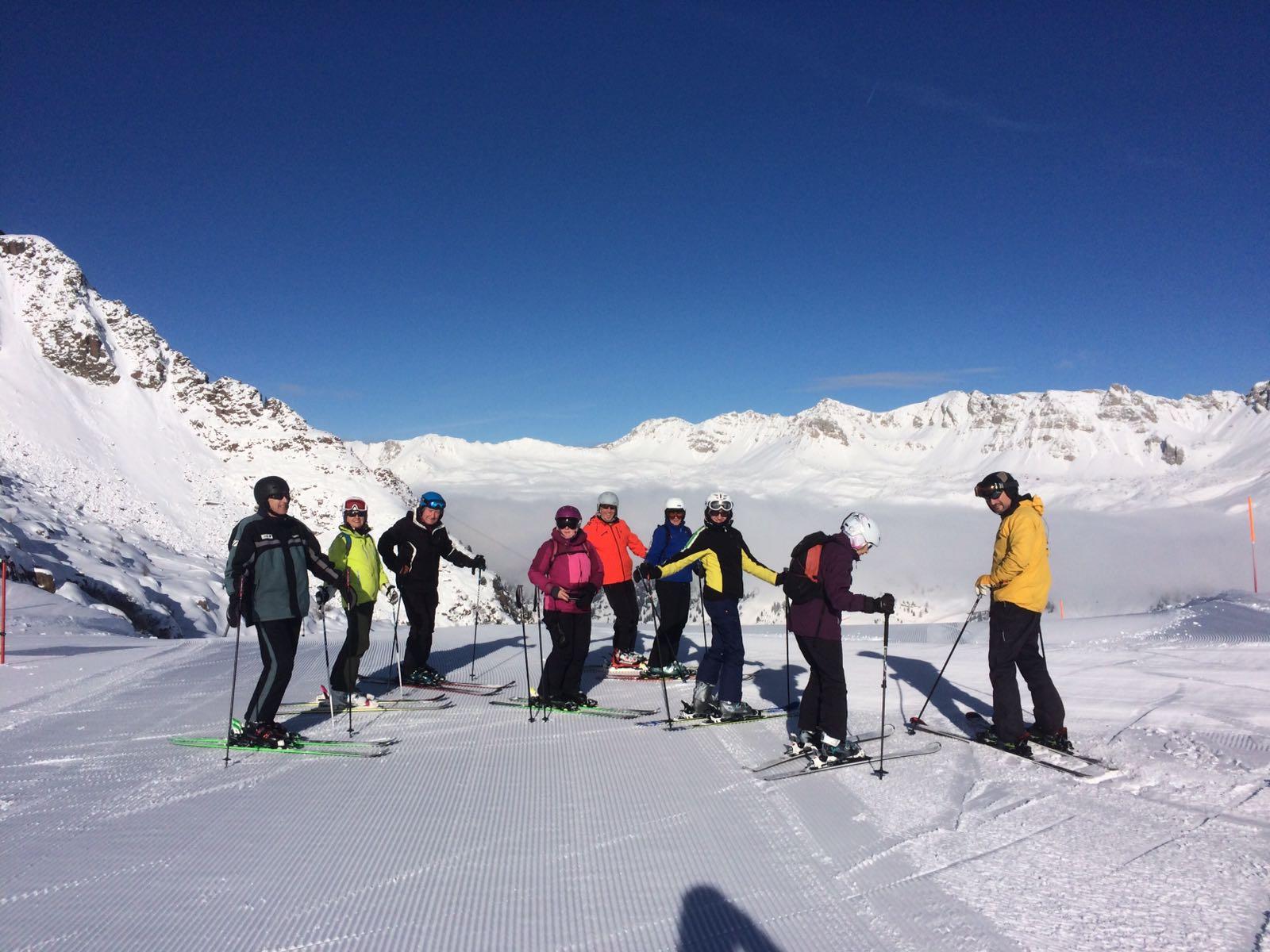 skiing books