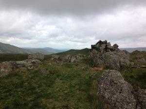 Summit of Angletarn Pikes