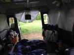 Landrover Campervan