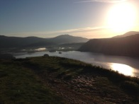 Derwent Water 7am